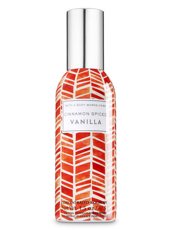 Cinnamon Spiced Vanilla Concentrated Room Spray - Bath And Body Works