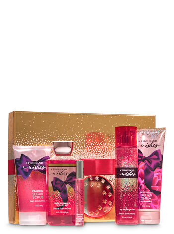 A Thousand Wishes Ultimate Christmas Box Gift Set