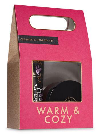 Comfort - Vanilla & Patchouli Warm & Cozy Gift Set