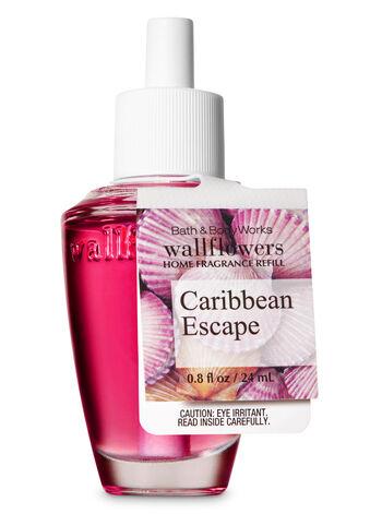 Caribbean Escape Wallflowers Fragrance Refill - Bath And Body Works