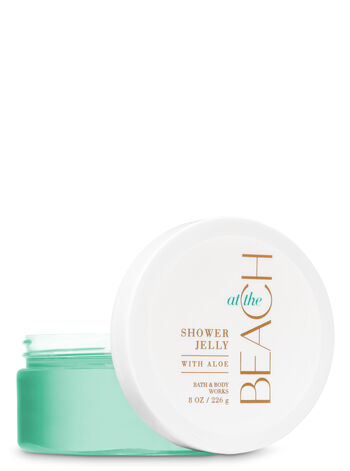 Signature Collection At The Beach Shower Jelly - Bath And Body Works