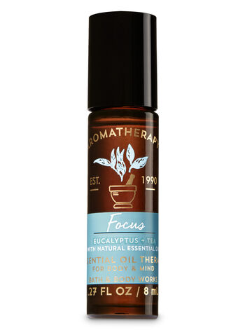 Aromatherapy Eucalyptus & Tea Essential Oil Rollerball - Bath And Body Works