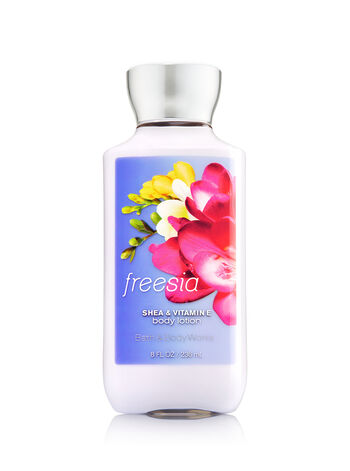 Signature Collection Freesia Body Lotion - Bath And Body Works