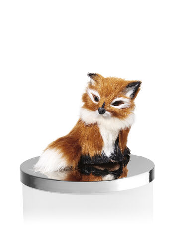 Fox 3-Wick Candle Magnet - Bath And Body Works