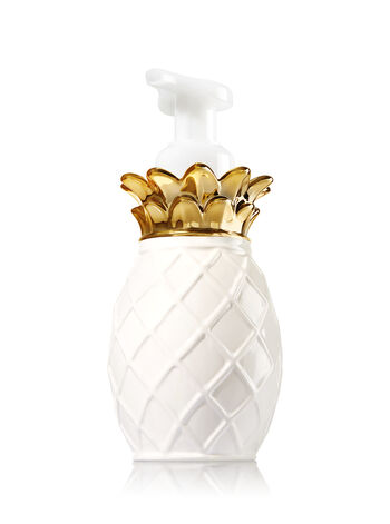 Pineapple Gentle Foaming Soap Dispenser - Bath And Body Works