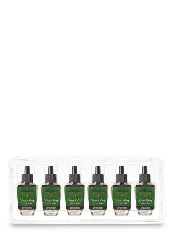 Eucalyptus & Spearmint Wallflowers Refills, 6-Pack