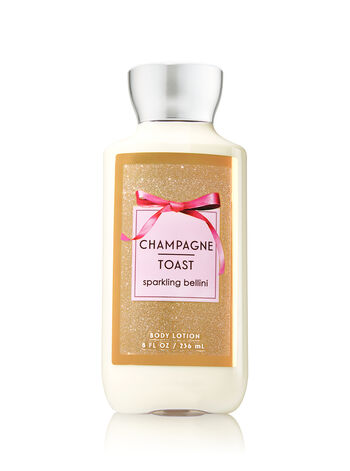 Signature Collection Champagne Toast Body Lotion - Bath And Body Works