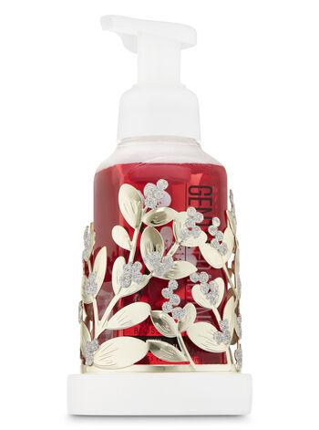 Mistletoe Hand Soap Sleeve
