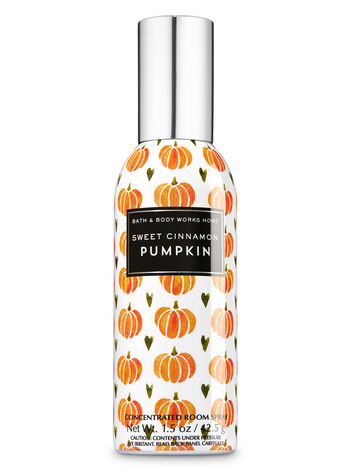 Sweet Cinnamon Pumpkin Concentrated Room Spray - Bath And Body Works