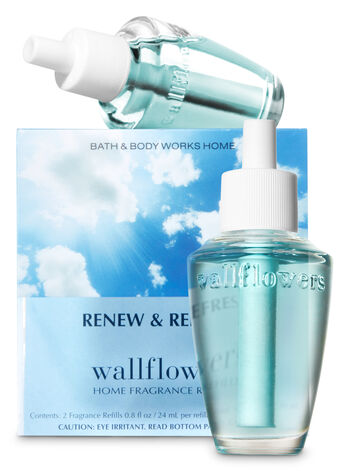 Renew & Refresh Wallflowers 2-Pack Refills - Bath And Body Works