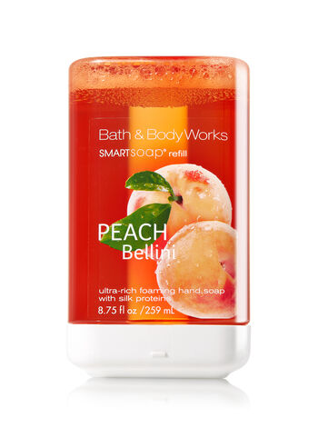 Peach Bellini SmartSoap Foaming Hand Soap Refill - Bath And Body Works