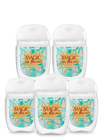 Magic in the Air 5-Pack PocketBac Sanitizers - Bath And Body Works
