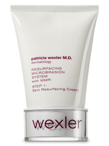 Wexler Resurfacing Microbrasion System Step 1: Resurfacing Cream - Bath And Body Works