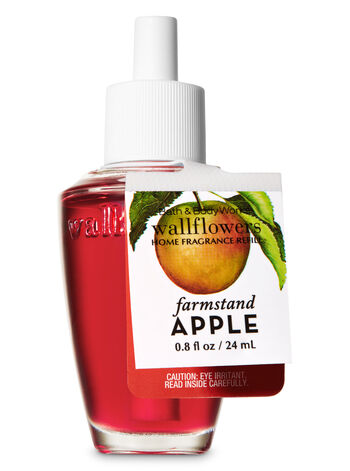 Farmstand Apple Wallflowers Fragrance Refill - Bath And Body Works