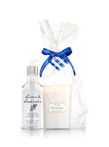 Lavender Favorites Scents &Suds Gift Kit - Bath And Body Works