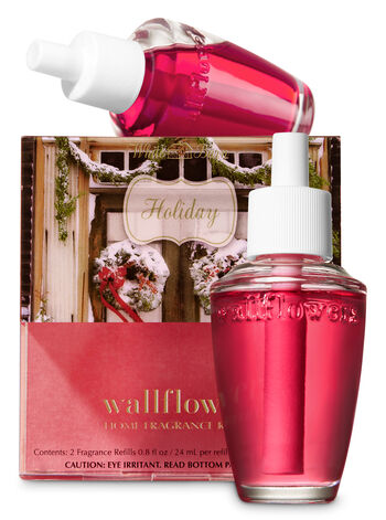 Holiday Wallflowers Refills, 2-Pack - Bath And Body Works