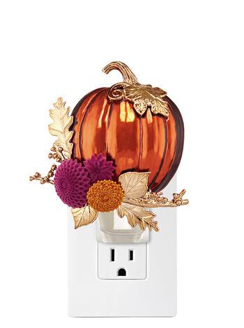 Wild Harvest Pumpkin Nightlight Wallflowers Fragrance Plug