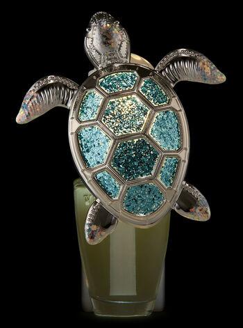 Glittery Sea Turtle Nightlight Wallflowers Fragrance Plug