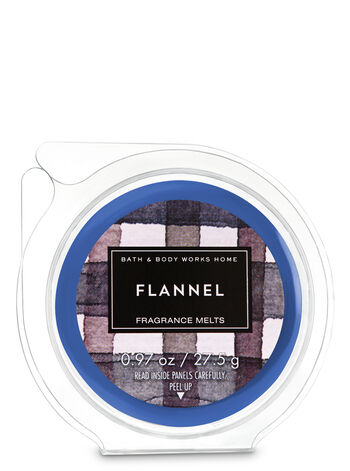 Flannel Fragrance Melt - Bath And Body Works