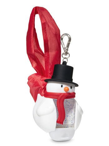 Jack the Snowman Bag & PocketBac Holder - Bath And Body Works