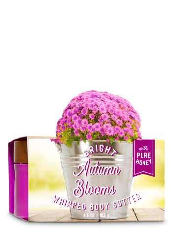 Bright Autumn Blooms Whipped Body Butter