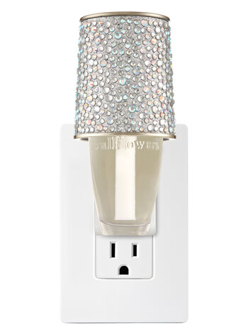 Chic Rhinestones Nightlight Wallflowers Fragrance Plug