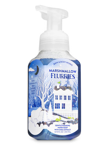 Marshmallow Flurries Gentle Foaming Hand Soap - Bath And Body Works