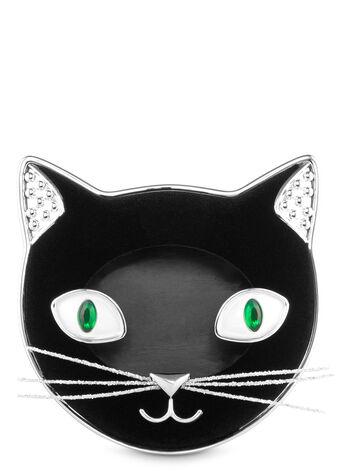 Black Velvet Cat Scentportable Holder - Bath And Body Works