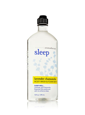Aromatherapy Lavender Chamomile Body Wash & Foam Bath - Bath And Body Works