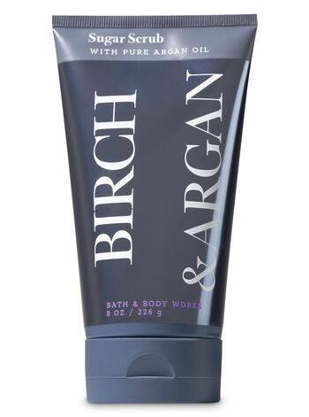 Birch & Argan Sugar Scrub - Bath And Body Works