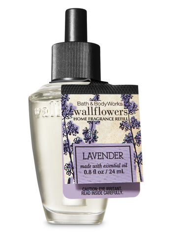Lavender Wallflowers Fragrance Refill - Bath And Body Works