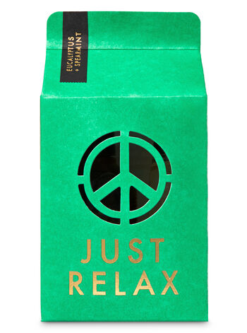 Stress Relief - Eucalyptus & Spearmint Stress Relief Travel Size Gift Set