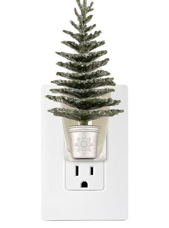 Snowy Tree Nightlight Wallflowers Fragrance Plug