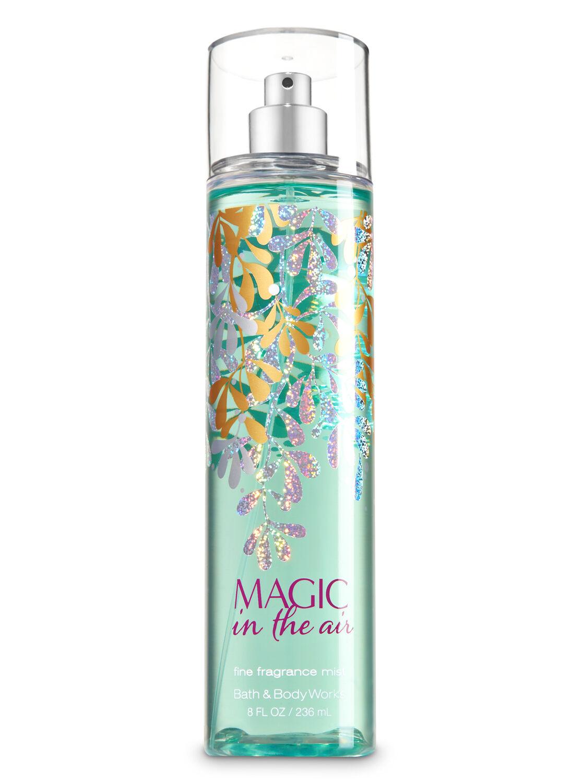 Magic in the Air Fine Fragrance Mist - Signature Collection | Bath ...