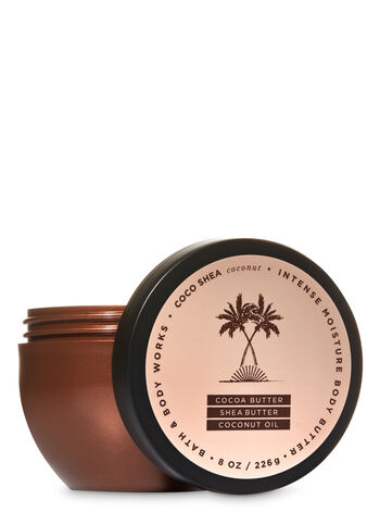 CocoShea Coconut Intense Moisture Body Butter - Bath And Body Works