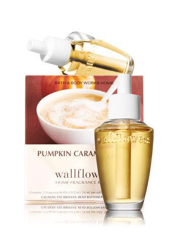Pumpkin Caramel Latte Wallflowers 2-Pack Refills - Bath And Body Works