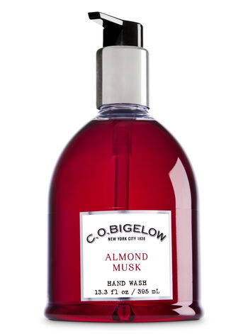 C.O. Bigelow Almond Musk Hand Wash - Bath And Body Works