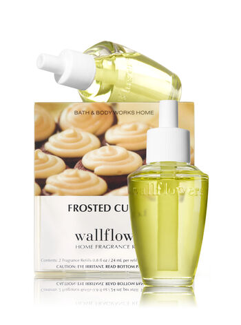 Frosted Cupcake Wallflowers 2-Pack Refills - Bath And Body Works