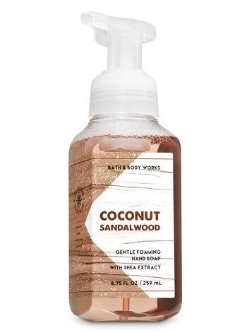 Coconut Sandalwood Gentle Foaming Hand Soap - Bath And Body Works