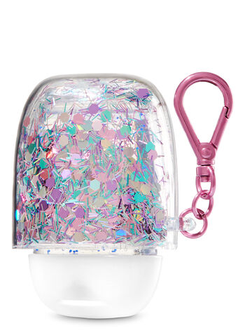 Shaky Glitter Snap On PocketBac Holder - Bath And Body Works