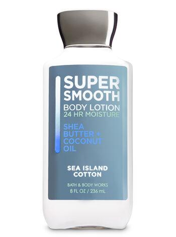 Sea Island Cotton Super Smooth Body Lotion - Bath And Body Works