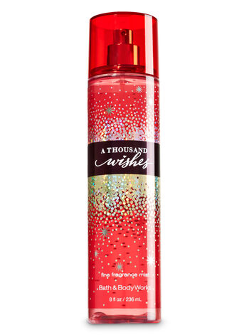 Signature Collection A Thousand Wishes Fine Fragrance Mist - Bath And Body Works