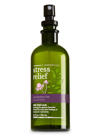 Aromatherapy Eucalyptus Tea Pillow Mist - Bath And Body Works