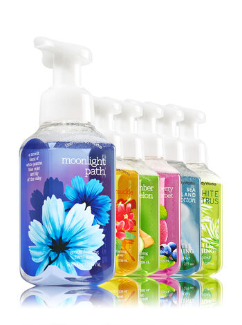 Fresh Favorites 6-Pack Gentle Foaming Soap - Bath And Body Works