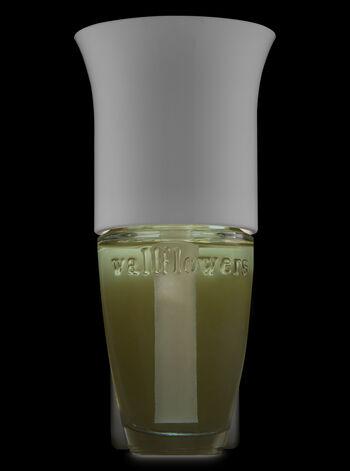 Simple White Flared Nightlight Wallflowers Fragrance Plug