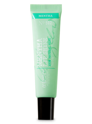 C.O. Bigelow Mentha Mentha Lip Shine - Bath And Body Works