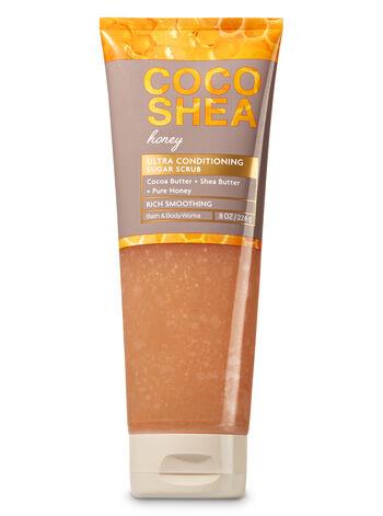 Signature Collection CocoShea Honey Sugar Scrub - Bath And Body Works