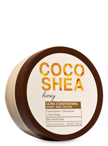 Signature Collection CocoShea Honey Honey Body Butter - Bath And Body Works