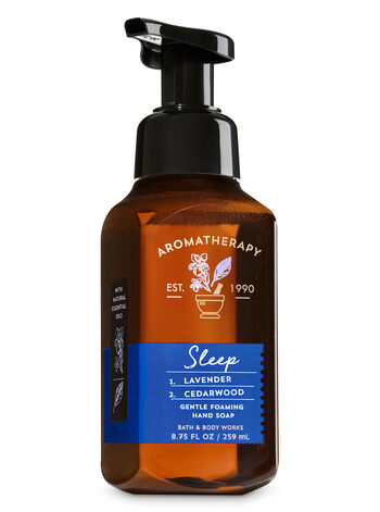 Aromatherapy Sleep - Lavender & Cedarwood Gentle Foaming Hand Soap - Bath And Body Works