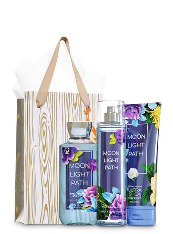 Moonlight Path Gold & Natural Gift Kit